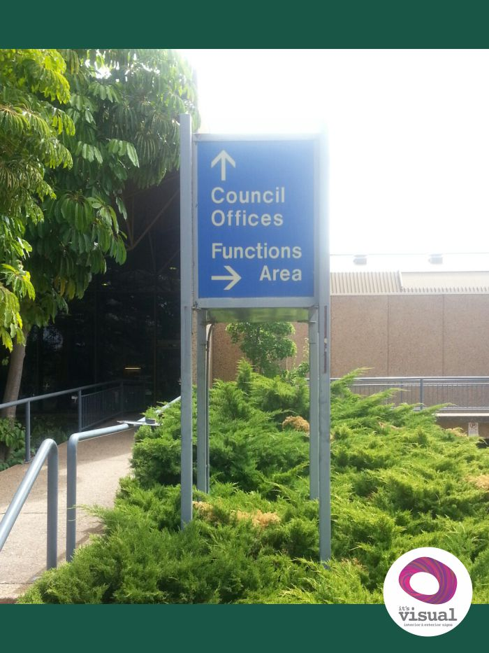 Council Directional Signage