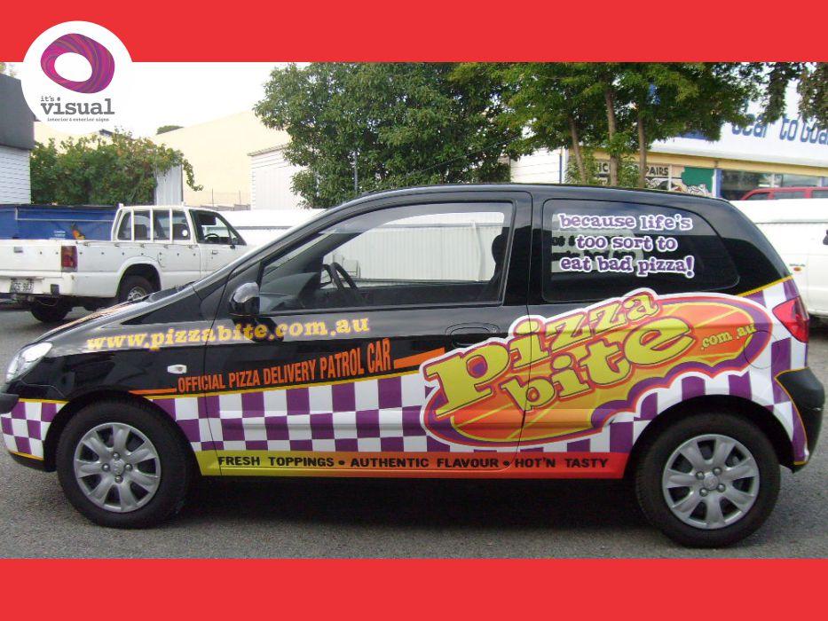 Vehicle Wraps - Custom Fleet Vehicle Graphics   it's visual